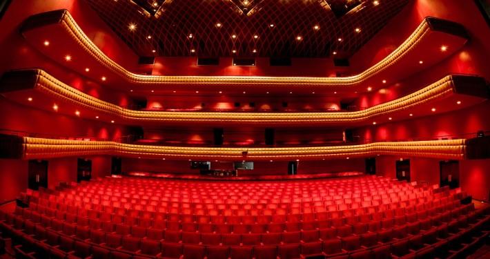 teatro ruben dario